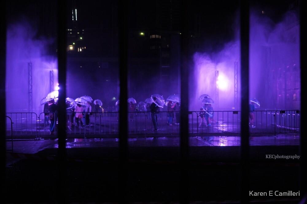 Purple Rain by Karen E Camilleri