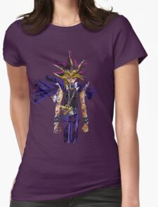 Yu-Gi-Oh Womens Fitted T-Shirt