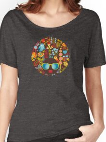 Owly. Women's Relaxed Fit T-Shirt