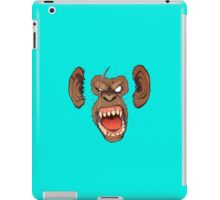 Crazy Monkey iPad Case/Skin