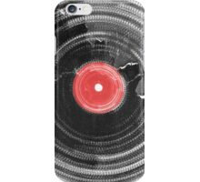 Vinyl Record Vintage Grunge Retro iPhone Case/Skin