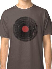Vinyl Record Vintage Grunge Retro Classic T-Shirt