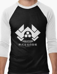 HARD NAKA TOMI Men's Baseball ¾ T-Shirt