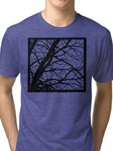 Tree Shadow Tri-blend T-Shirt