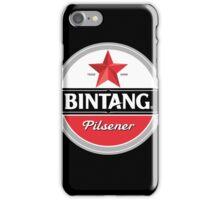 Bintang beer iPhone Case/Skin