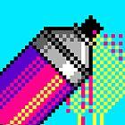 Spray paint - Pink by iamnotadoll