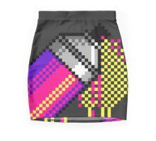 Spray paint - Pink Mini Skirt