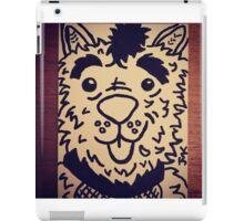 Puppy Rock iPad Case/Skin