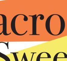 Lacroix Sweetie Sticker