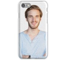 Pewdiepie Painting Ultra Realistic iPhone Case/Skin
