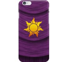Tangled Kingdom Sun Emblem 2 iPhone Case/Skin