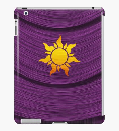 Tangled Kingdom Sun Emblem 2 iPad Case/Skin