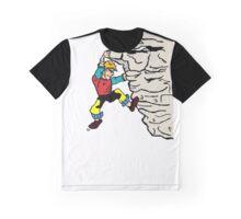 Rock Climber Graphic T-Shirt