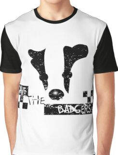 Save the Badgers Graphic T-Shirt