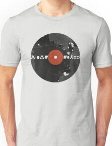 Vinyl Records Lover - Grunge Vinyl Record T-Shirt