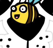 A Bee! Sticker