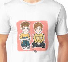 yellow. Unisex T-Shirt