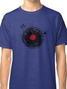 Cool Grunge Enchanting Vinyl Records Vintage Classic T-Shirt