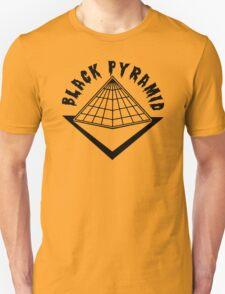 The Black Pyramid Unisex T-Shirt
