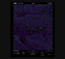 USGS TOPO Map Alabama AL Sweet Water 20110913 TM Inverted Unisex T-Shirt