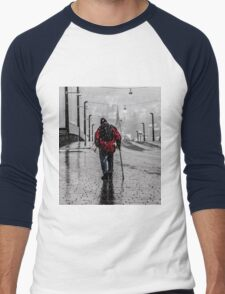 The walk Men's Baseball ¾ T-Shirt
