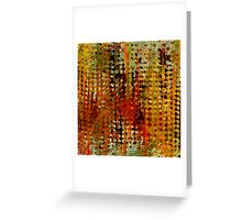 Portofino Abstract Greeting Card