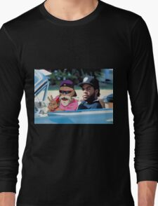 Ice Cube x Master Roshi Long Sleeve T-Shirt