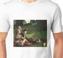 A nice meal with friends  Unisex T-Shirt