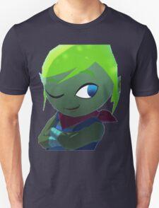 LeafyIsHere - Zelda Tetra Unisex T-Shirt