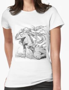 The Fallen Womens Fitted T-Shirt