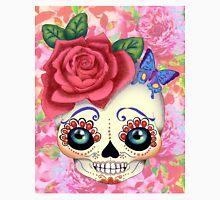 Groovy Sugar Skull (dia de Muertos)  Unisex T-Shirt