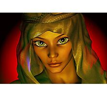 eyes of truth  Photographic Print