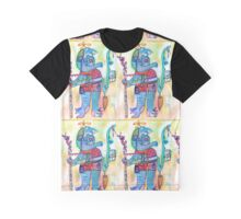 The Elephant Wanderer  Graphic T-Shirt