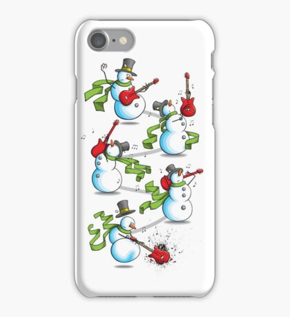 That's 'Snow Way to Rock and Roll iPhone Case/Skin