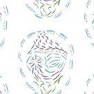 Comet Mandala by KazM