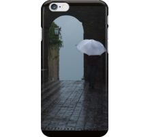 Shelter From The Rain iPhone Case/Skin