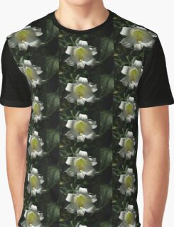 Of Water Pearls and Easter Lilies Graphic T-Shirt