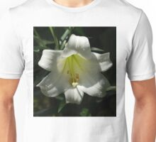 Of Water Pearls and Easter Lilies Unisex T-Shirt