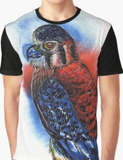 Bird of Prey Graphic T-Shirt