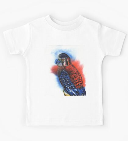Bird of Prey Kids Tee
