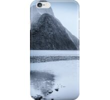 Milford Sound Rainy Day iPhone Case/Skin