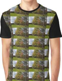 Autumn Forests and Fields Graphic T-Shirt