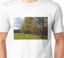 Autumn Forests and Fields Unisex T-Shirt