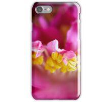 luscious pink iPhone Case/Skin