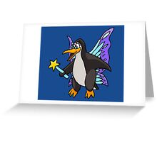 Peggy Penguin 2015 Greeting Card
