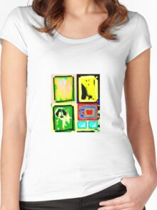 Mashup Women's Fitted Scoop T-Shirt