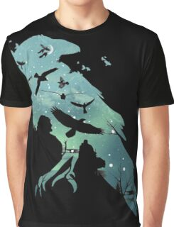 Crows Graphic T-Shirt