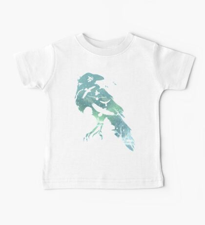 Crows Baby Tee