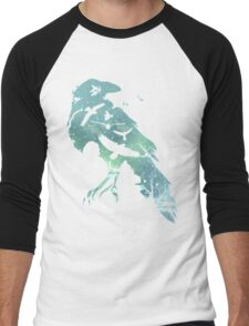 Crows Men's Baseball ¾ T-Shirt