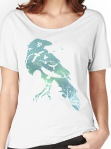 Crows Women's Relaxed Fit T-Shirt